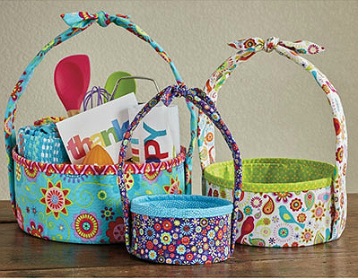 Basket Pop-Up Pattern