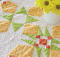 Country Garden Table Runner