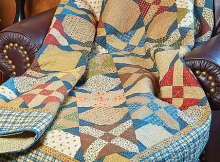 Cross Road to Grandma's House Quilt Pattern