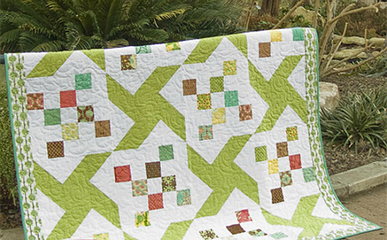 Full Swing Quilt Pattern