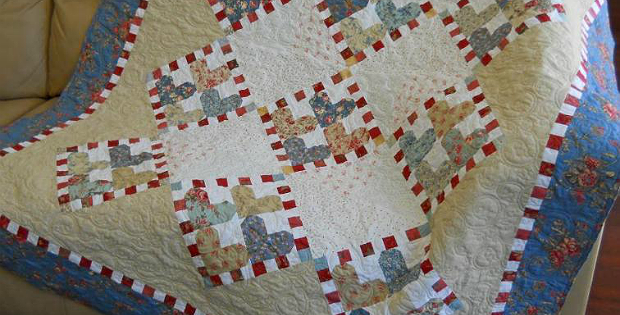 Love American Style Quilt