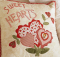 Sweet Heart Pillow Pattern