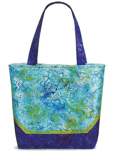 Capri Carryall Tote Bag Pattern
