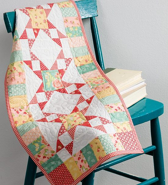 Sew This and That! Table Runner Pattern