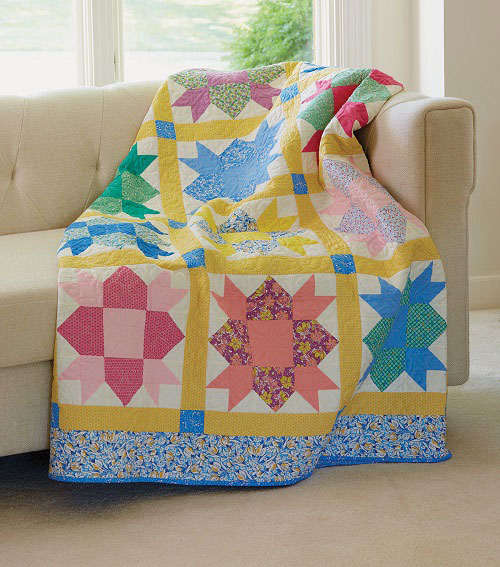 Sweet and Breezy Quilt