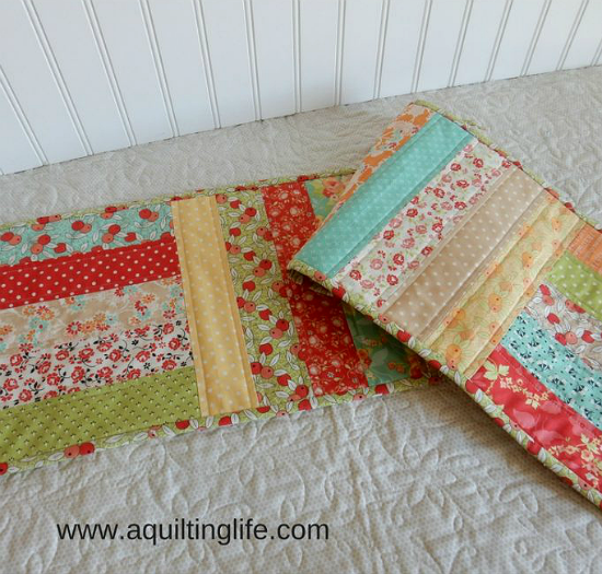 A Simple Table Runner