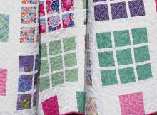 Apartment Nine Quilt Pattern