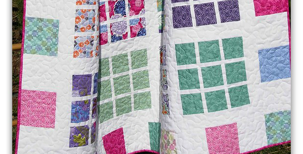 Apartment Nine Quilt Pattern