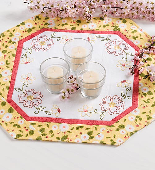 Sew This and That! Table Topper Pattern