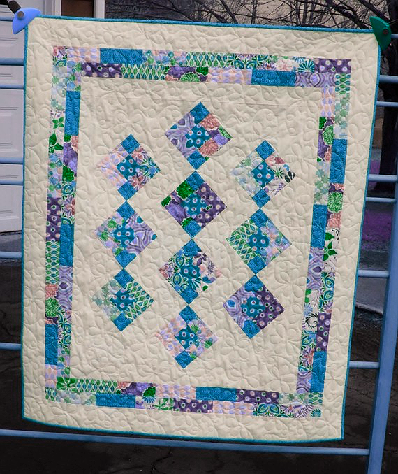 Marmalade Parade Quilt Pattern