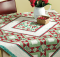 Mom's Kitchen Table Topper Pattern