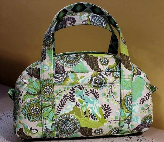 Sunday My Way Bag Pattern
