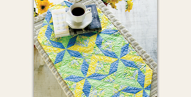 Sunny Days Table Topper
