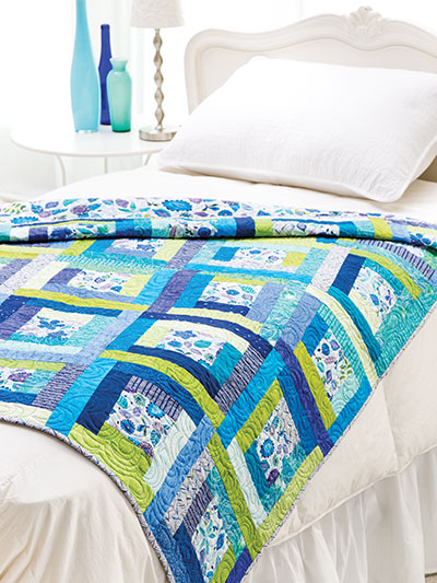 Island Dreamin' Quilt Pattern