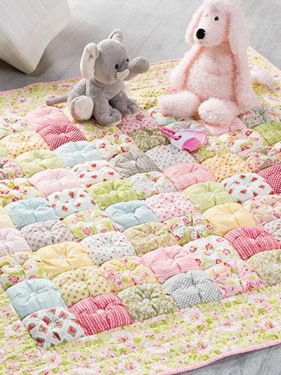 Puff Quilt Pattern