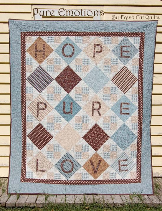 Pure Emotions Quilt