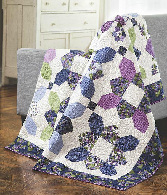 Prairie Flower Quilt