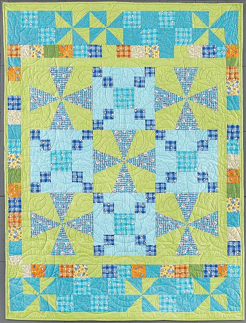 Rescue Me Quilt Pattern