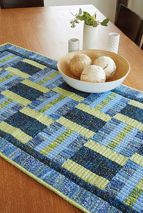 Pamlico Sound Table Runner Pattern