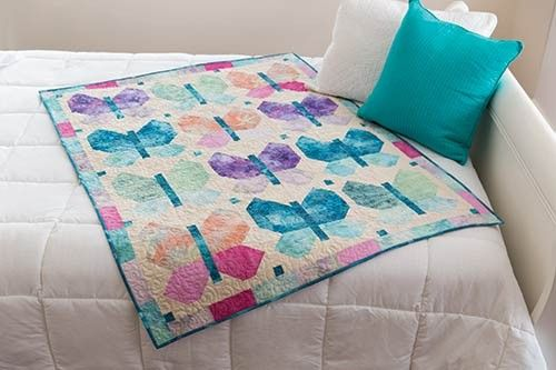 Butterfly Town Quilt Pattern