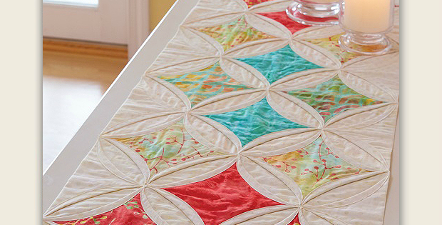 Calypso Table Runner