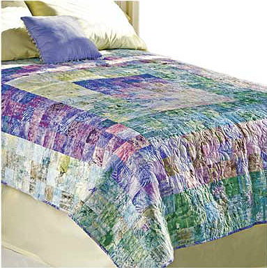 Dewdrops Quilt