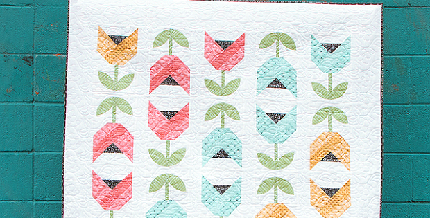 Dutch Tulips Quilt