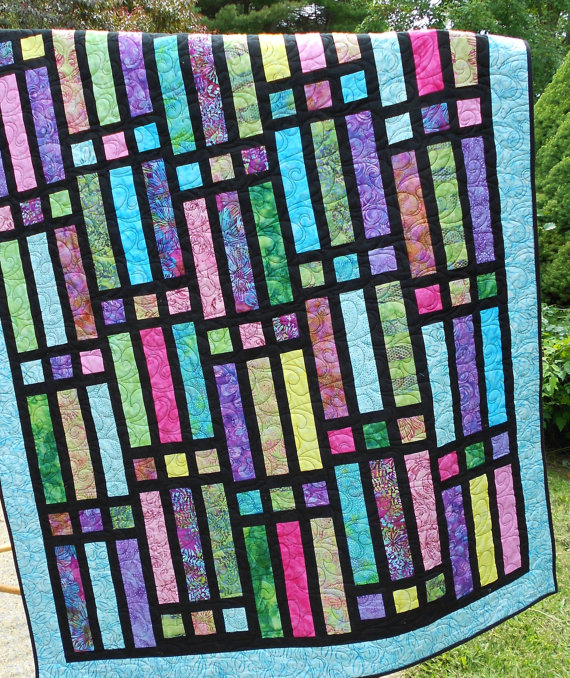 Gateway To Paradise Quilt