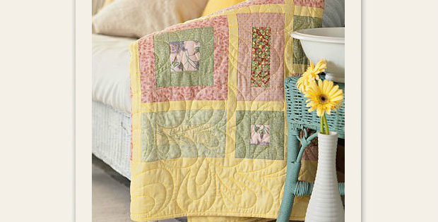 Lemon Bars Quilt