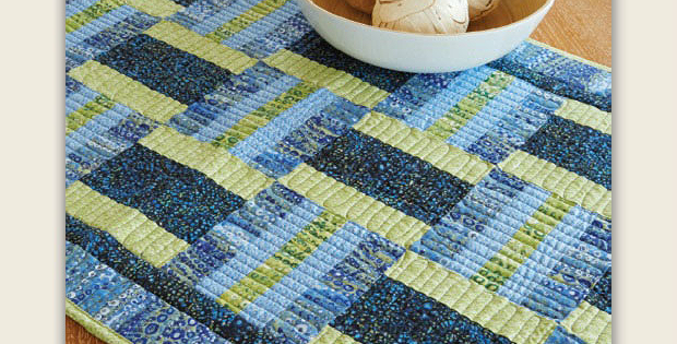 Pamlico Sound Table Runner