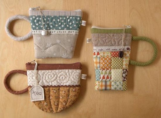 Teacup and Mug Pouches