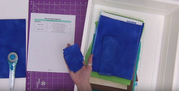 How to Prepare and Cut Fabric for Quilting