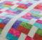 Raindrops Quilt Pattern