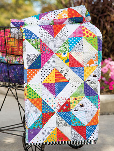 Promise of Spring Quilt Pattern
