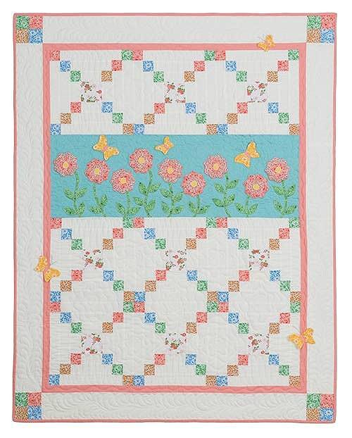 Sweet Garden Quilt Pattern