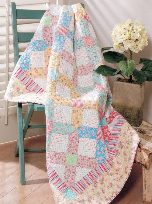Sweet Memories Quilt Pattern