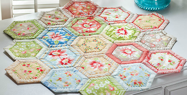 California Summer Table Topper
