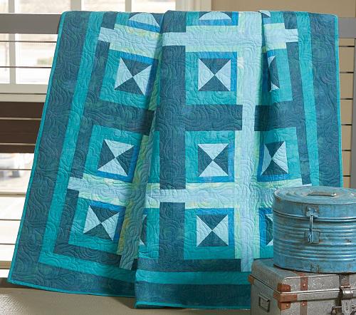 Emerald City Quilt Pattern