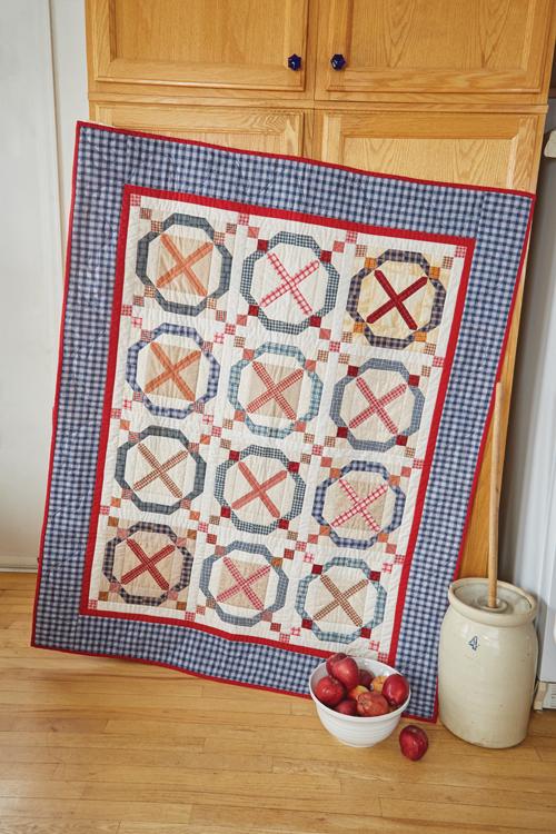 Apple Pie Quilt Pattern