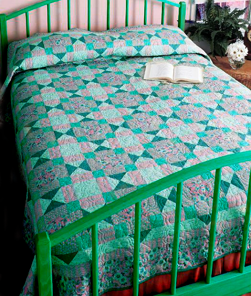 Blossom Lane Quilt Pattern