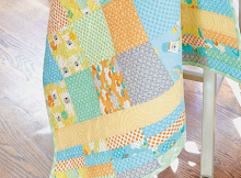 Charms For Baby Quilt Pattern