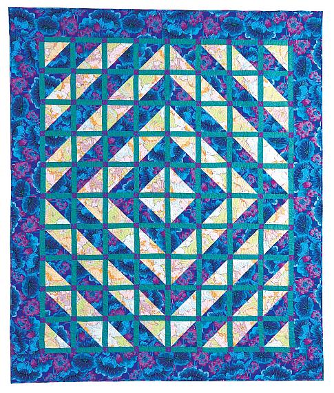 Garden View Quilt Pattern