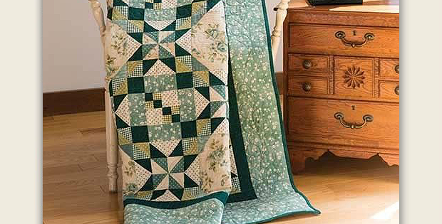 Fresh Cut Roses Quilt Pattern