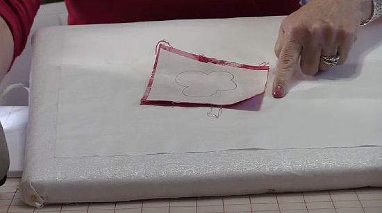 Protect Your Ironing Board from Fusible Web