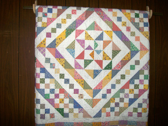 Carousel Quilt Pattern