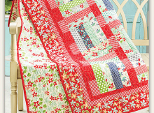 Jelly Bean Dreamin' Quilt Pattern