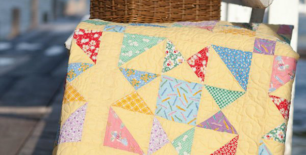 Life's a Picnic Quilt Pattern