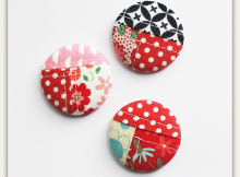 Patchwork Buttons