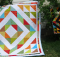 Splash and Diamonds Quilt