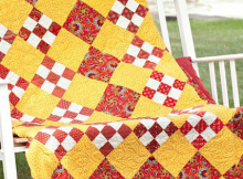 Summer Salsa Quilt Pattern